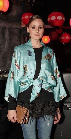 Diane von Furstenberg, Olivia Palermo, and More Celebrate Sofía Sanchez de Betak's New Japan-Inspired Collection - April 2018