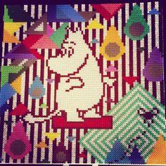 Hama perler art project pegboards) by skaarupkoffman Hama Beads Design, Hama Beads Patterns, Beading Patterns, Perler Bead Mario, Diy Perler Beads, Cross Stitch Embroidery, Cross Stitch Patterns, Hama Art, Pixel Pattern