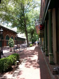Downtown Paducah, Kentucky - July 4, 2014