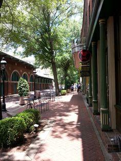 Downtown Paducah, Kentucky - July 4, 2014