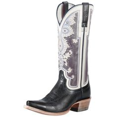 Ariat Alameda Black Cowgirl Boots..... need these