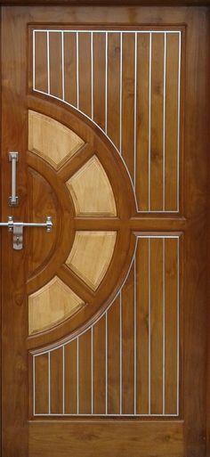 Islamic Art Pattern, Pattern Art, Wooden Main Door Design, Cool Woodworking Projects, Wooden Doors, Modern Design, Furniture, Doors, Contemporary Design