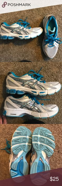 Like new running asics I have worn these once. Best shoes for running Asics Shoes Sneakers