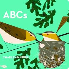 Charley Harper ABCs book