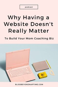 Why Having a Website Doesn't Really Matter to Build Your Mom Coaching Biz   You want to coach moms but building a website for your coaching biz is holding you back from taking action. Don't let the fact you don't have a website hold you back from getting out there and finding your next coaching client. You can find clients leaning on a simple online marketing plan. You just have to get a little creative. But most importantly you have to get out there and serve. Marketing tips, how to get… Marketing Plan, Online Marketing, How To Start A Blog, How To Make Money, How To Get Clients, Email Service Provider, Business Goals, Work From Home Moms, Social Media Tips