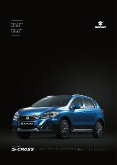Adeevee - Suzuki S-Cross: Made
