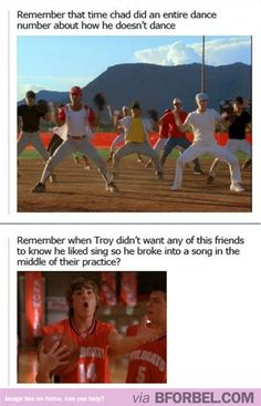 Remembering High School Musical…