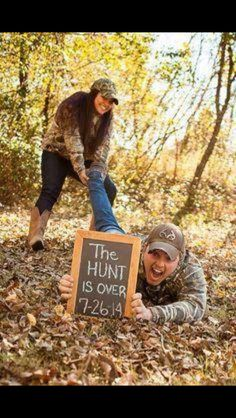 These redneck boys are growing on me, super cute idea.