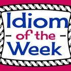 Idiom Of The Week: 40 Posters Of Commonly Used Idioms With Examples