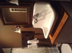 love the look - we're looking at a sink like this at a local architectural salvage store to use in our remodel.