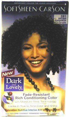 Dark  Lovely Color 391 Brown Cinnamon Case of 6 by Dark  Lovely >>> You can get more details by clicking on the affiliate link Amazon.com.