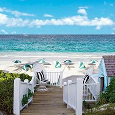 Photo: Harbour Island, Bahamas on Coastal Living.com