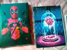 meus novos cadernos feitos cm fotos aqui do pinterest