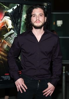 """He's fine with the nudity in Game Of Thrones . 