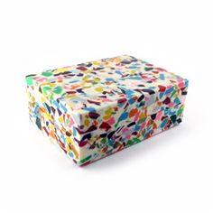 Pop Art jewelry box