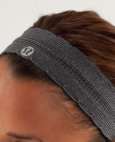 Lululemon Swiftly Headband -Black