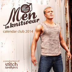 Ravelry: Dirty Vest pattern by Rhiannon McCulloch  2014 Pattern a month calendar club