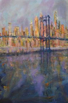 Manhattan Bridge, NYC  By Brendan Higgins 2012