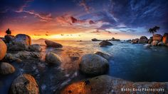 Epic Sunset by Bobby Bong #photography