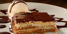 .                                                     : O Chocolatier-Folhado de Doce de leite com Chocola...