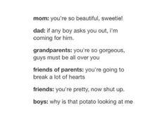 Sorry for potato.
