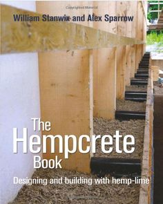 Hempcrete is a natural building material with excellent qualities. It is breathable and has exceptional thermal performance. Sustainable Building Materials, Sustainable Architecture, Sustainable Living, Sustainable Energy, Natural Building, Green Building, Building A House, Building Ideas, Business Paper