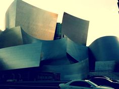 Disney concert hall by frank gehry