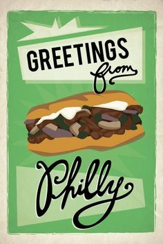 #Philly cheesesteak!