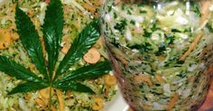 Cannabis Kraut recipe! the blog has lots of other fermenting, paleo, raw, and vegan recipes