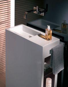 Countertop washbasin unit WP by ALAPE #bathroom