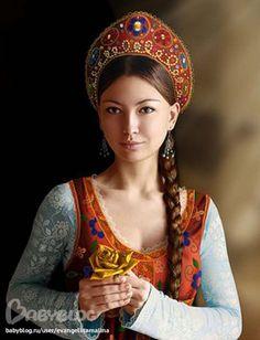 Slavic beauties