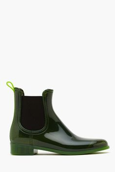Forecast Boot - Green