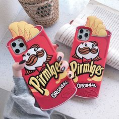 Food Phone Cases, Girly Phone Cases, Pretty Iphone Cases, Iphone Phone Cases, Iphone Case Covers, Ipod, Iphone Design, Kawaii Phone Case, Silicone Iphone Cases