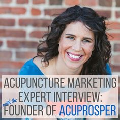 New post on Modern Acupuncture: Interview With Acupuncture Marketing Expert Katie Altneu, Founder of AcuProsper. AcuProsper has everything you need to successfully run and market your business, and most of their resources are free! So pumped to have discovered it and to share it with you today.