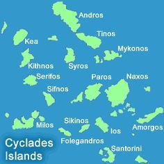 greek islands pics - Google Search