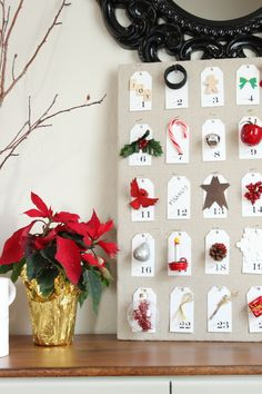 Cute advent calendar!