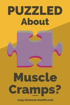 Puzzled about muscle cramps? The causes of muscle cramps might surprise you. http://www.easy-immune-health.com/causes-of-muscle-cramps.html
