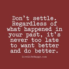 dont settle regardless of what happened in