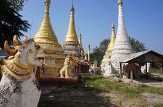 Myo Thar Myu-U Pagoda, West Mandalay