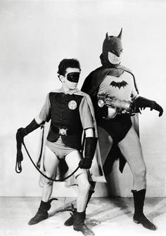 vintage everyday: Batman Serial 1943 -- I didn't even know there WAS one in 1943..
