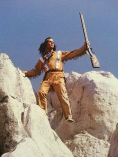 Winnetou - Pierre Brice