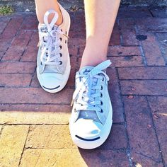 e05d7ffbbbdf My Jack Purcell when worn ❤️for only 1400!