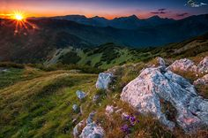 Before dawn by Bogdan D Photography