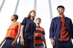 All the latest men's fashion lookbooks and advertising campaigns are showcased at FashionBeans. Click here to see more images from the Lacoste L!VE Spring/Summer 2016 Men's Lookbook