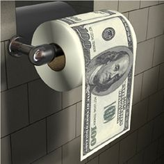 US Money Soft Toilet Paper Towel Bath Tissue Roll Bathroom Money Toilet Roll Cleaning Clothes 100 Dollar Bill, Dollar Money, Dollar Bills, Toilet Paper Humor, Toilet Paper Roll, Gag Gifts, Funny Gifts, Prank Gifts, Blockchain
