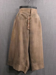 Man Of La Mancha, Vikings, Tweed, Khaki Pants, Larp, Catcher, Brown, Period, Fantasy