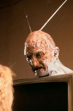 """Freddy Krueger - """"Welcome to prime time b***h!"""""""