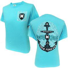 Women's Memphis Tigers Anchor T-Shirt