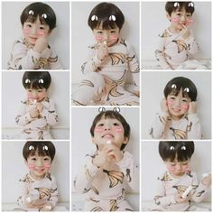 Cute Asian Babies, Korean Babies, Asian Kids, Cute Babies, Cute Baby Boy, Cute Boys, Ulzzang Kids, Baby Pearls, Pompeii