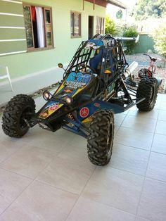 The Edge - Barracuda Chassis / frame. Go Kart Buggy, Off Road Buggy, Kart Cross, Go Kart Plans, Diy Go Kart, Atv Car, Sand Rail, Beach Buggy, Mini Trucks